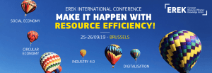 EREK International conference @ Brussels, Belgium