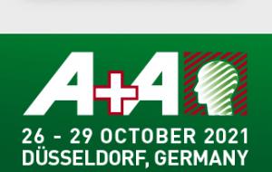 A+A 2021 @ Düsseldorf, Germany