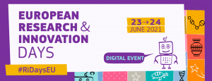 European Research and Innovation Days 2021 @ Online
